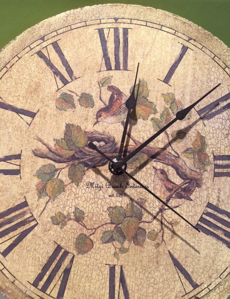 Pohl clock